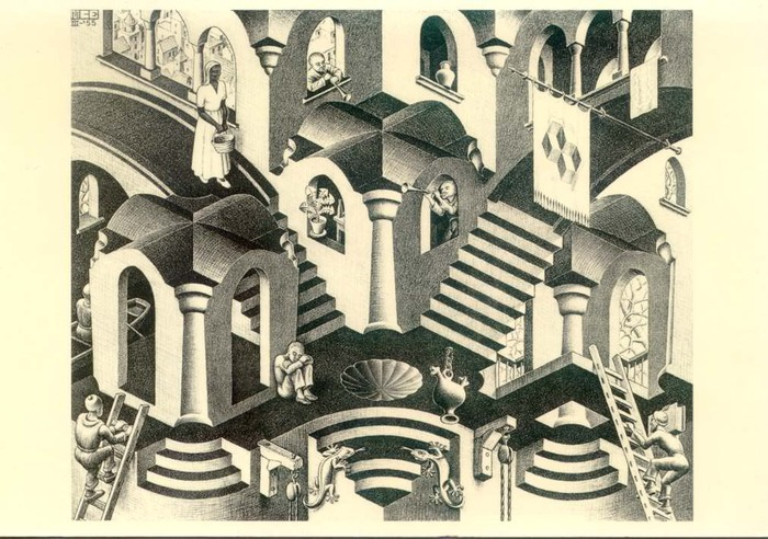 48 Tableaux de Maurits Cornelis Escher