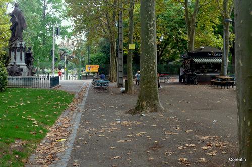 Toulouse au début de l'automne