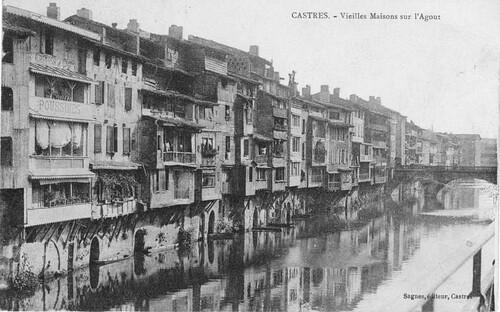 Allez visiter Castres