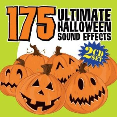 5 sons d'horreur pour l'Halloween