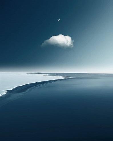 Silence et beauté ...