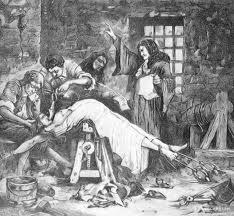 Le Poison des sorcières de Paris