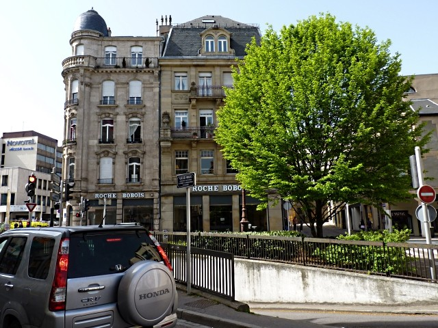Roche Bobois rue de la Petite Boucherie Metz 14 Marc de Met
