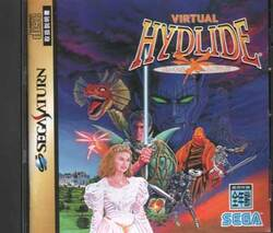 VIRTUAL HYDLIDE