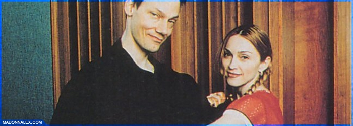 Madonna et William Orbit