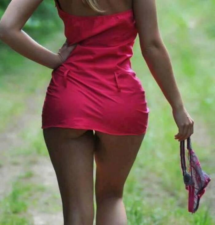 Une petite culotte en ballade
