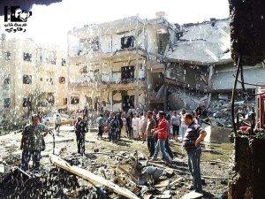 Les victimes civiles des bombardements français, il faut en parler…