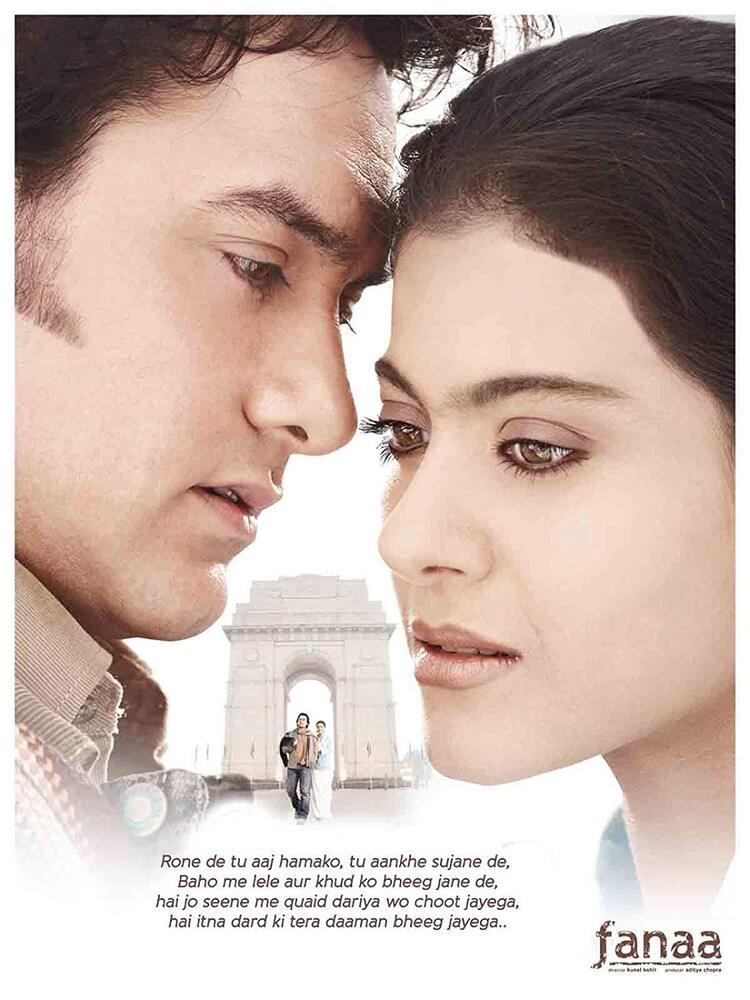Mon premier film indien : Fanaa