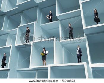 stock-photo-businesspeople-standing-in-d-boxes-background-71910823