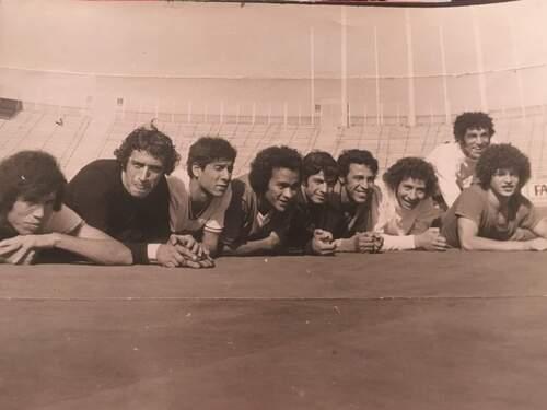 BETROUNI 1973 avant EN-Maroc 2-0