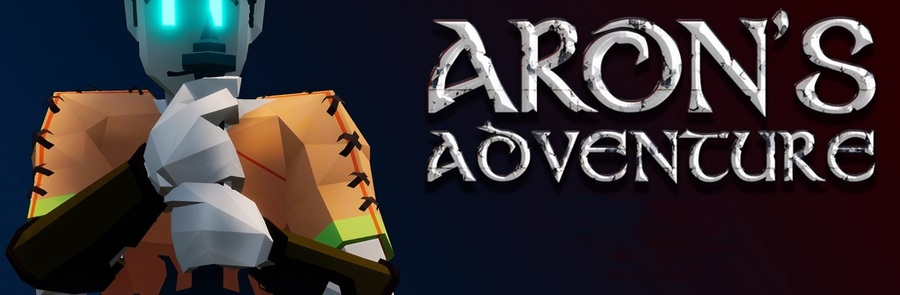 NEWS : Aron's Adventure pour 2020*