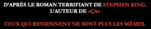 Découvrez la nouvelle bande-annonce de SIMETIERRE, d'après le roman terrifiant de Stephen King - Le 10 avril 2019 au cinéma