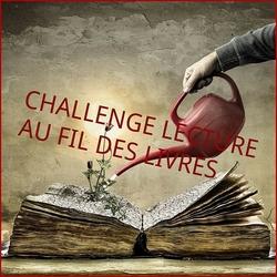 """Challenge  """"Au fil des livres""""  - Groupe FB"""