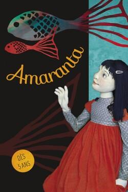 Amaranta : rendez-vous au plus vite à l'Aktéon Théâtre
