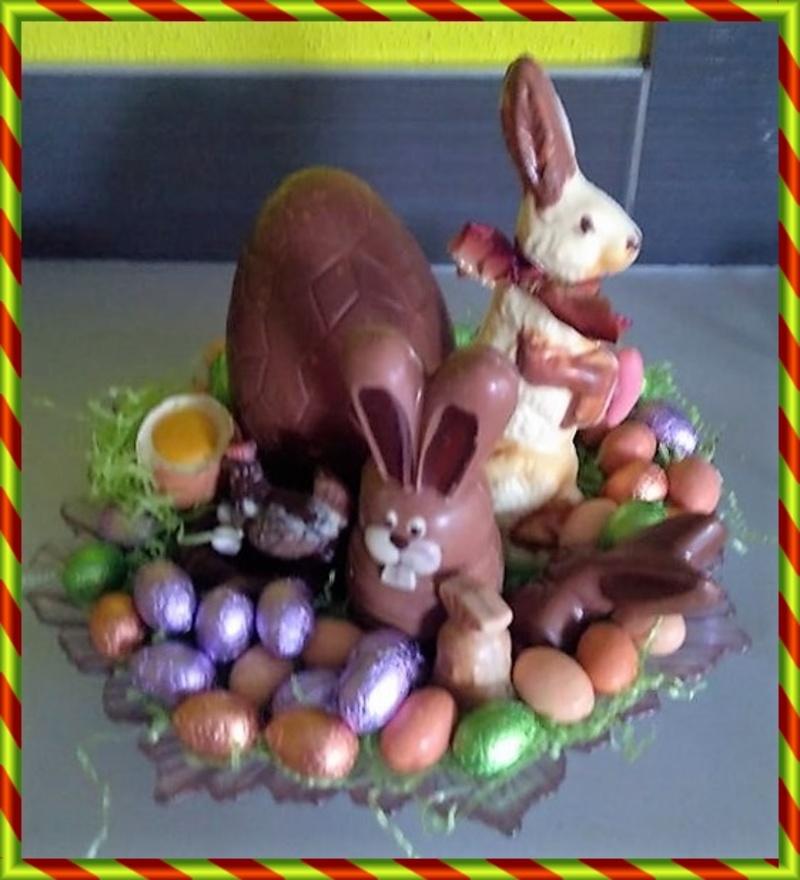 Joyeuses Fetes de Paques à Tous ...