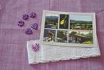 """Echange """"violet"""" chez Manou"""