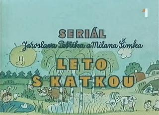 Лето с Катькой / Leto s Katkou / Summer with Kate. 1975.