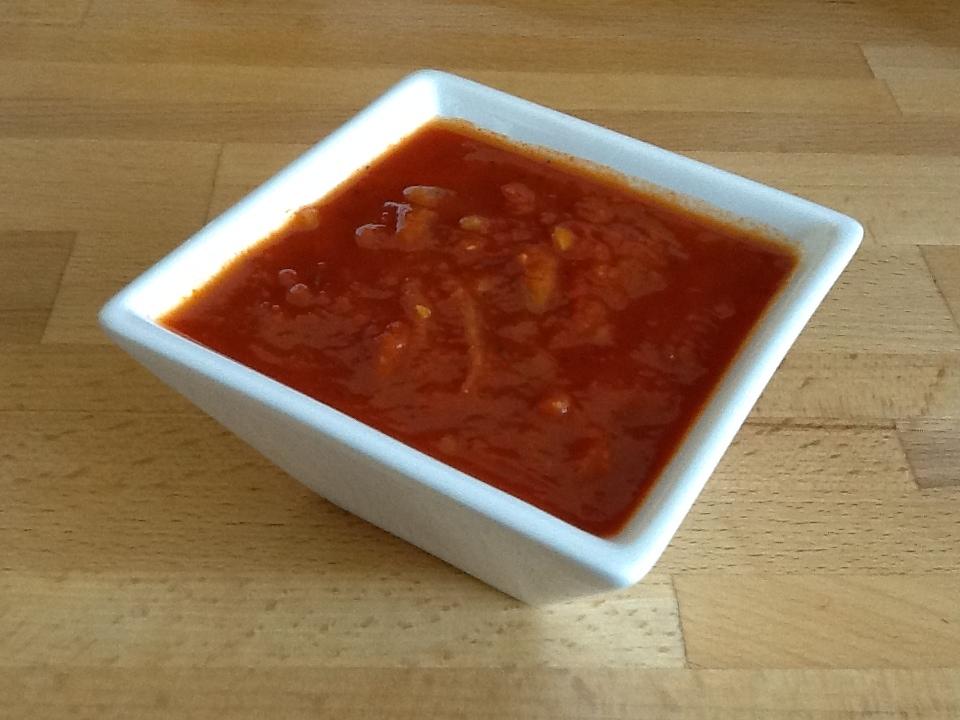 Sauce tomate à la provençale - recette au thermomix - Arnold et ...