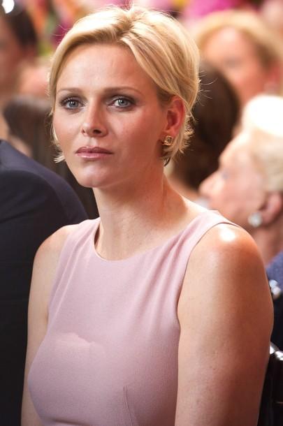 Charlène chez Dior
