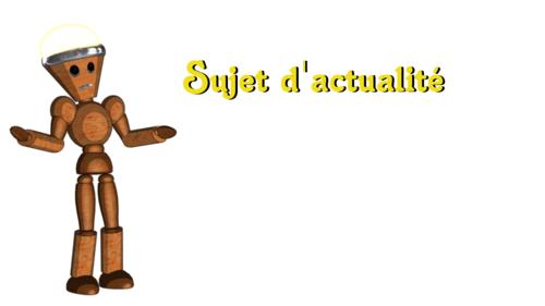 2 - Sujet d'actualité (thème pour Guinette se met au vert)