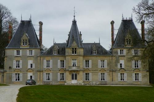 Le château de la Martinique