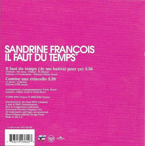 Sandrine François 02