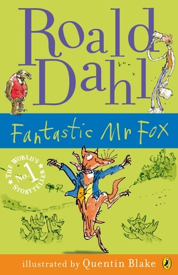 Roald Dahl, Fantastic Mr Fox # Charlie and the chocolate factory