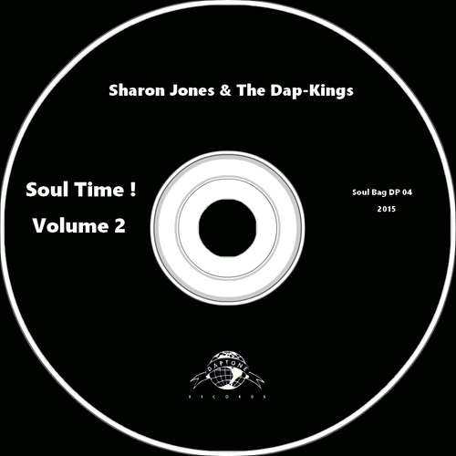 "2015 : Album "" Soul Time ! Vol. 2 "" CD Soul Bag Records DP 04 [ FR ]"