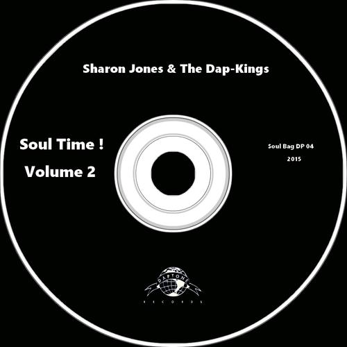 "2015 : Album "" Soul Time ! Vol. 2 "" CD Soul Bag Records DP 04 [ FR ]"