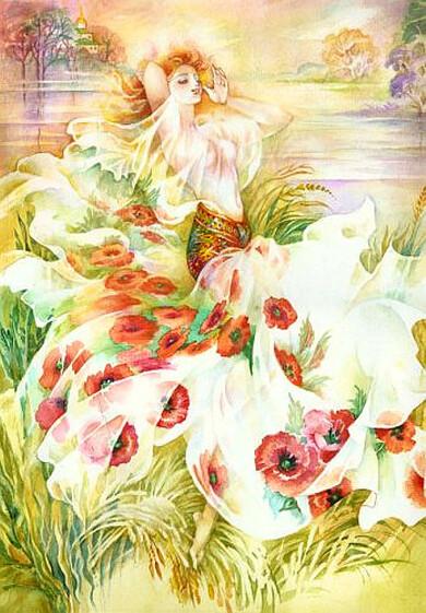 """""""Amoureux"""" d'une fleur ..."""