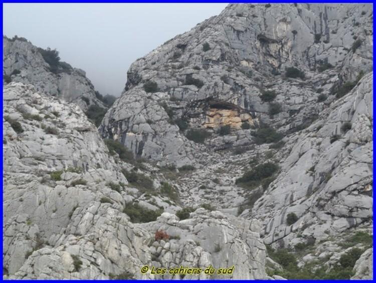 Ste Victoire, l'ermitage Saint-Ser