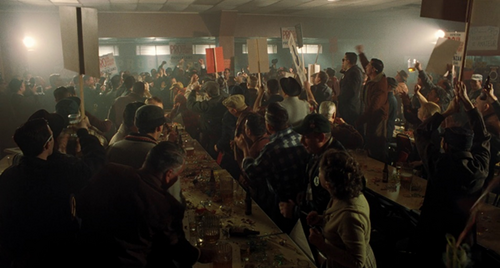 The Irishman, Martin Scorsese, 2019
