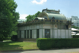 WIEN - KARLSPLATZ 1ères stations de métro