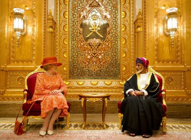 Les Orange chez le Sultan