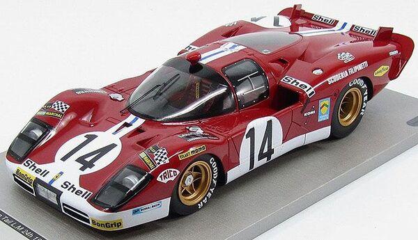 Le Mans 1970 Abandons II