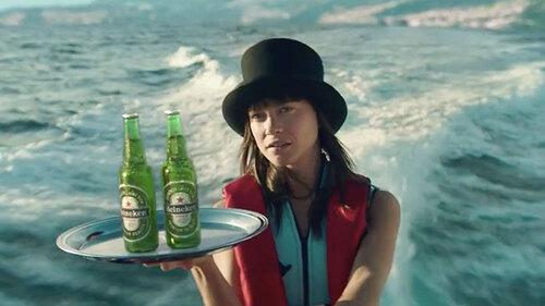 JAMES BOND COMMERCIAL. Chase Heineken (2012)