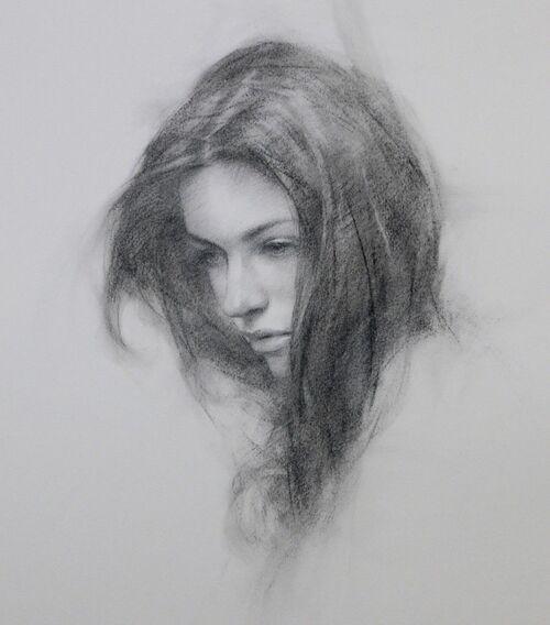 RICHARD, Danielle, peintre (Québec) (Vidéo 118)  (Art-Peitures)