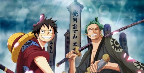 Spoils du Scan Chapitre One Piece 919 VF