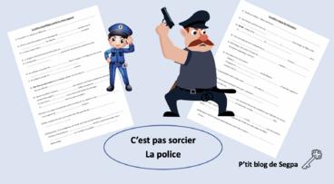 CPS la police scientifique