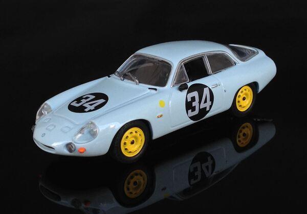 Le Mans 1963 Abandons I