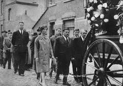 Wolu1200 : Déjà un film tourné à Woluwe-Saint-Lambert en 1959 avec... Francis Blanche