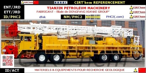 TIANJIN PETROLEUM MACHINERY