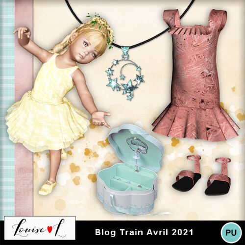 Blog  Train Avril 2021 My Memories