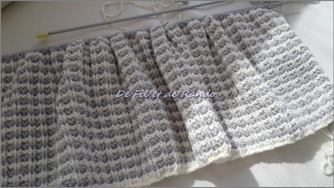 Mon défi tricot