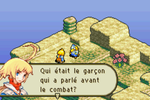 Final Fantasy Tactic Advance - Chapitre 17