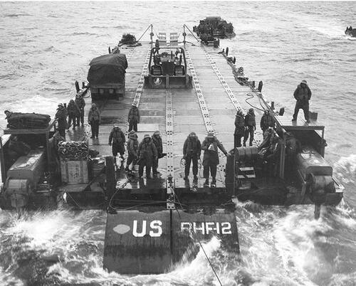Rhino ferry
