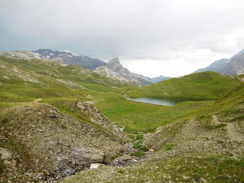 Tour col de la tourne Col du Palet Tignes Vanoise 73 Savoie France