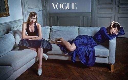 Park Ji Hye pour Vogue