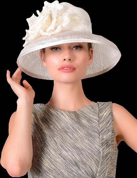 Tubes femmes chapeaux création 9