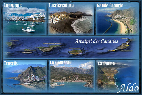 PPS Les iles Canaries